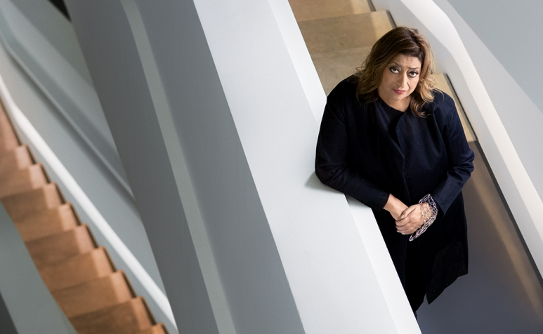 Zaha Hadid and the female empowerment of architecture in Europe