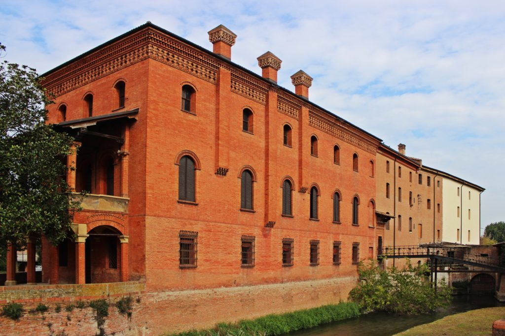 Mulino Pizzardi – The Pizzardi flour mill
