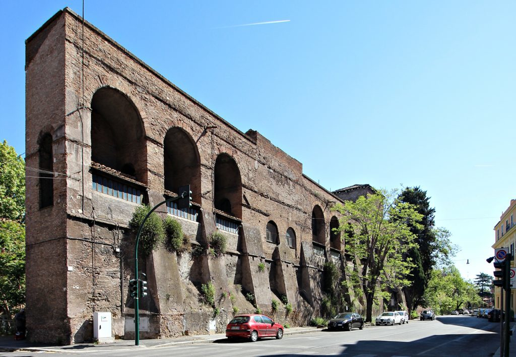 The Aurelian Walls – Part 1