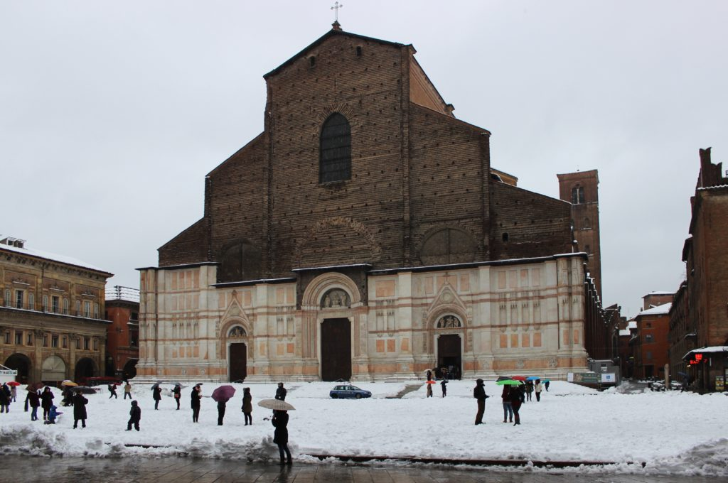 San Petronio: a church against the Church