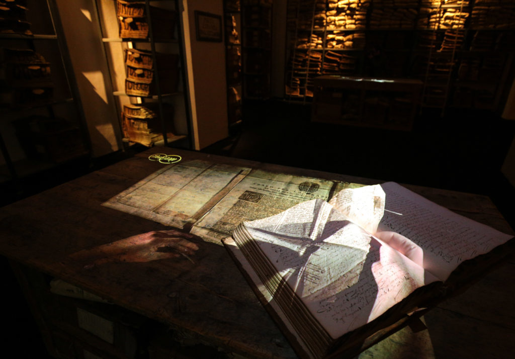 Europa Nostra Awards 2017: Il Cartastorie, storytelling in the archives