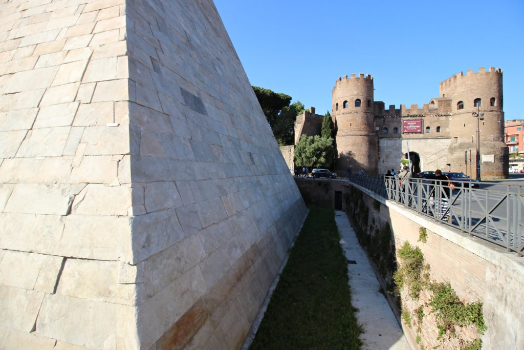 The Aurelian Walls – Part 2