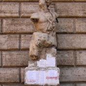 Pasquino – Talking Statue of Rome