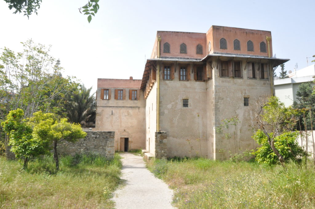 The Ottoman tower-house of Rhodes