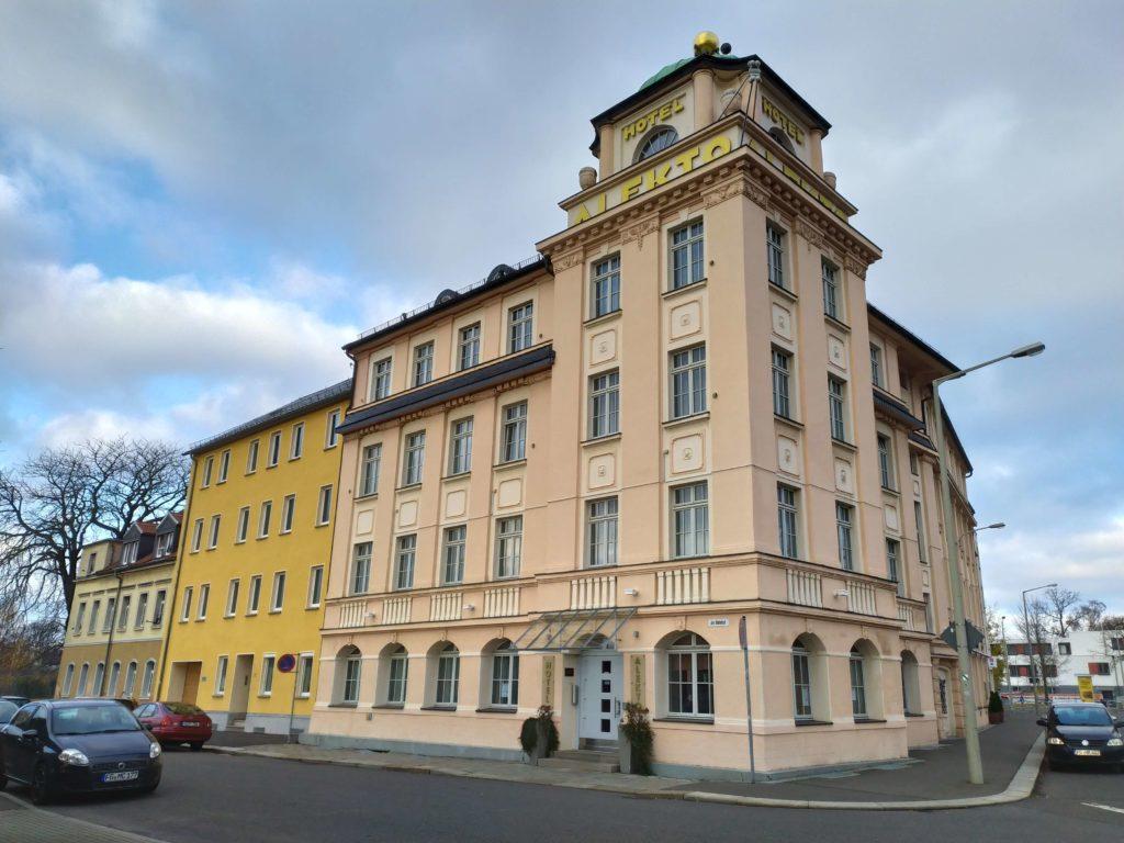 Alekto Hotel in Freiberg