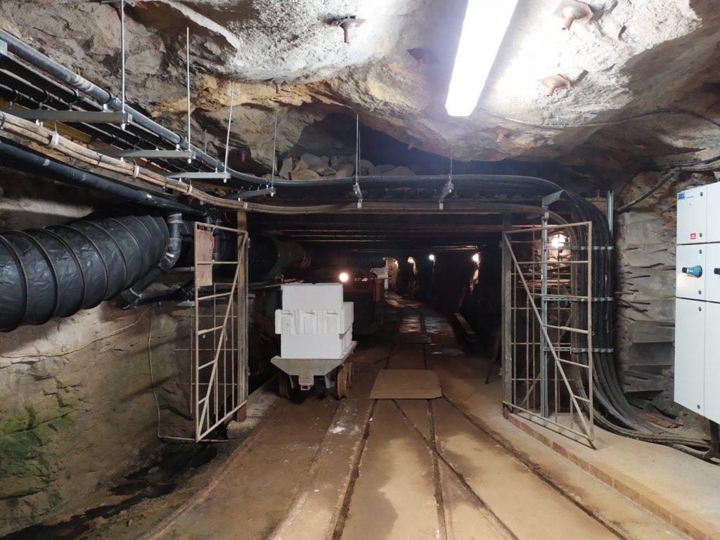 Mine in Freiberg
