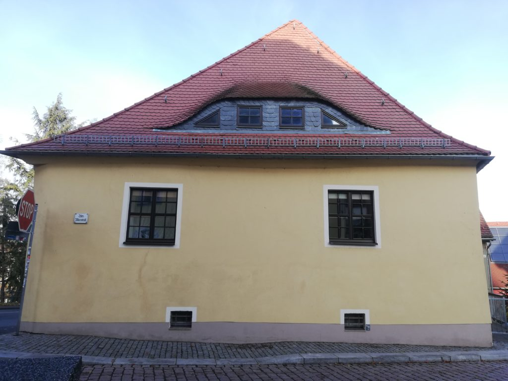 The typical 'eye' Dormer window
