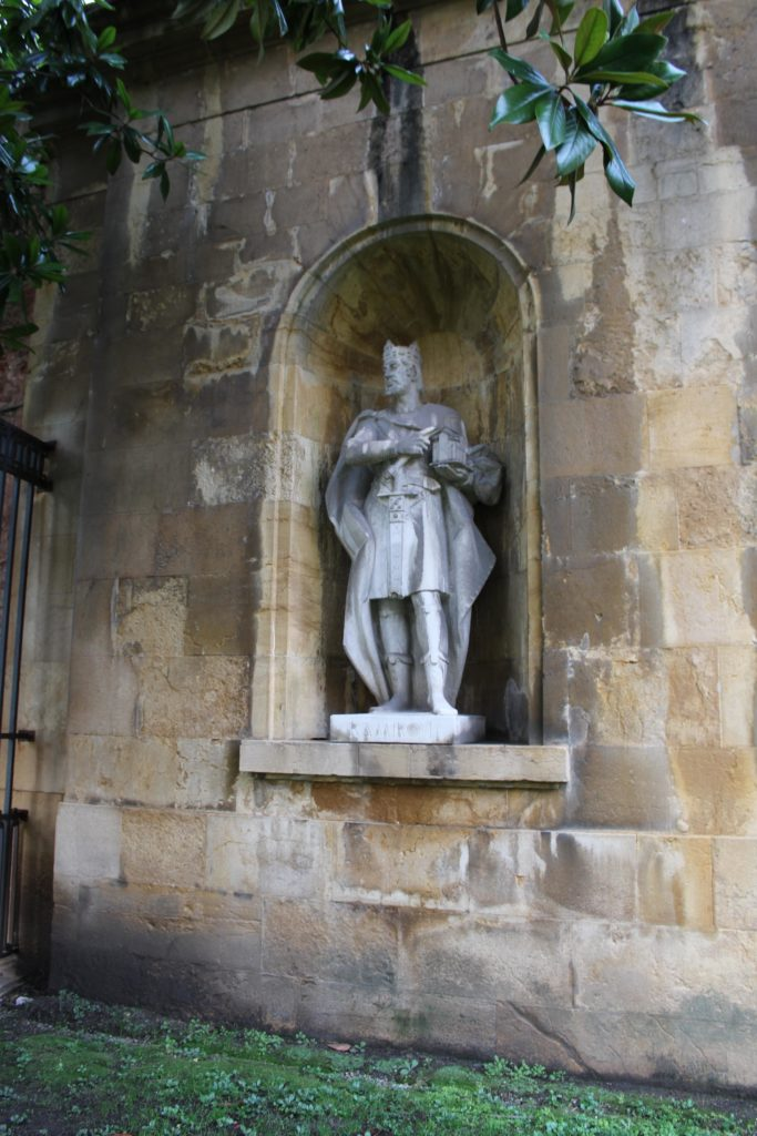 Sculpture of Ramiro I