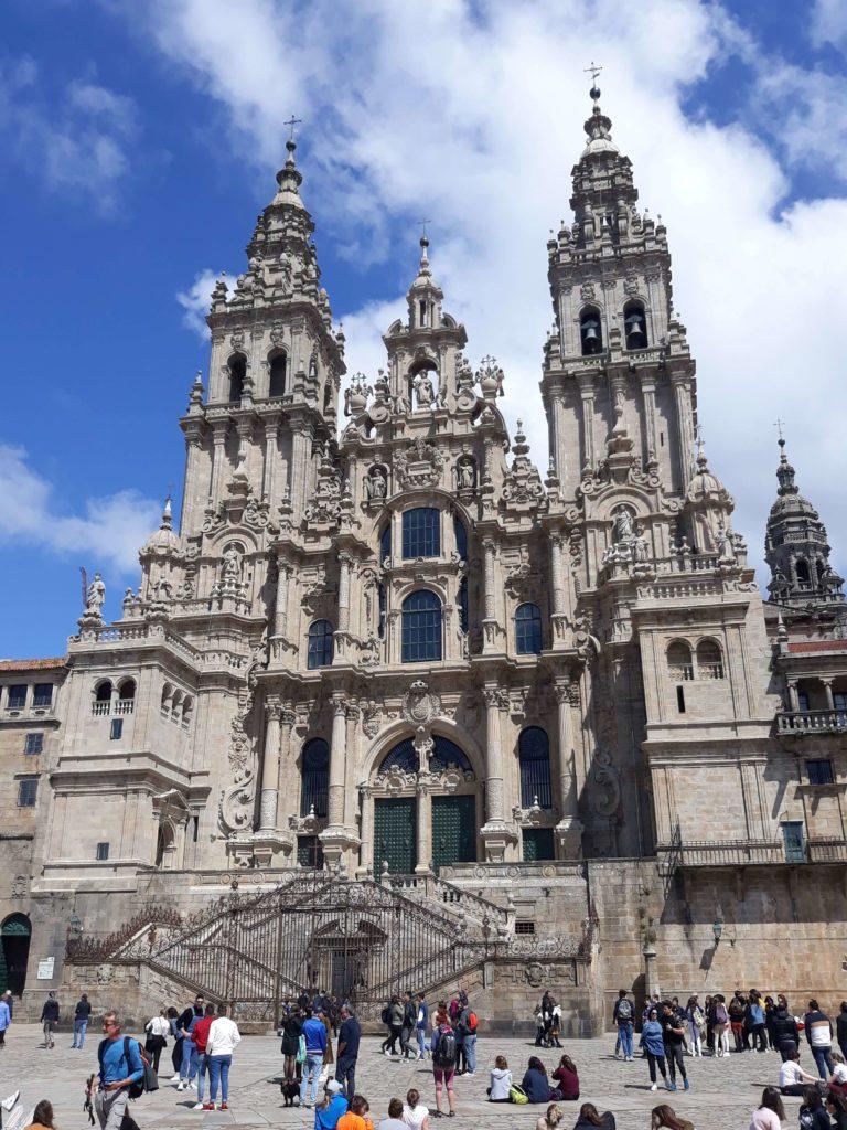 Cathedral Santiago Compostela