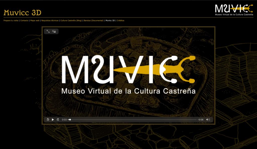 Virtual Castro Culture Museum