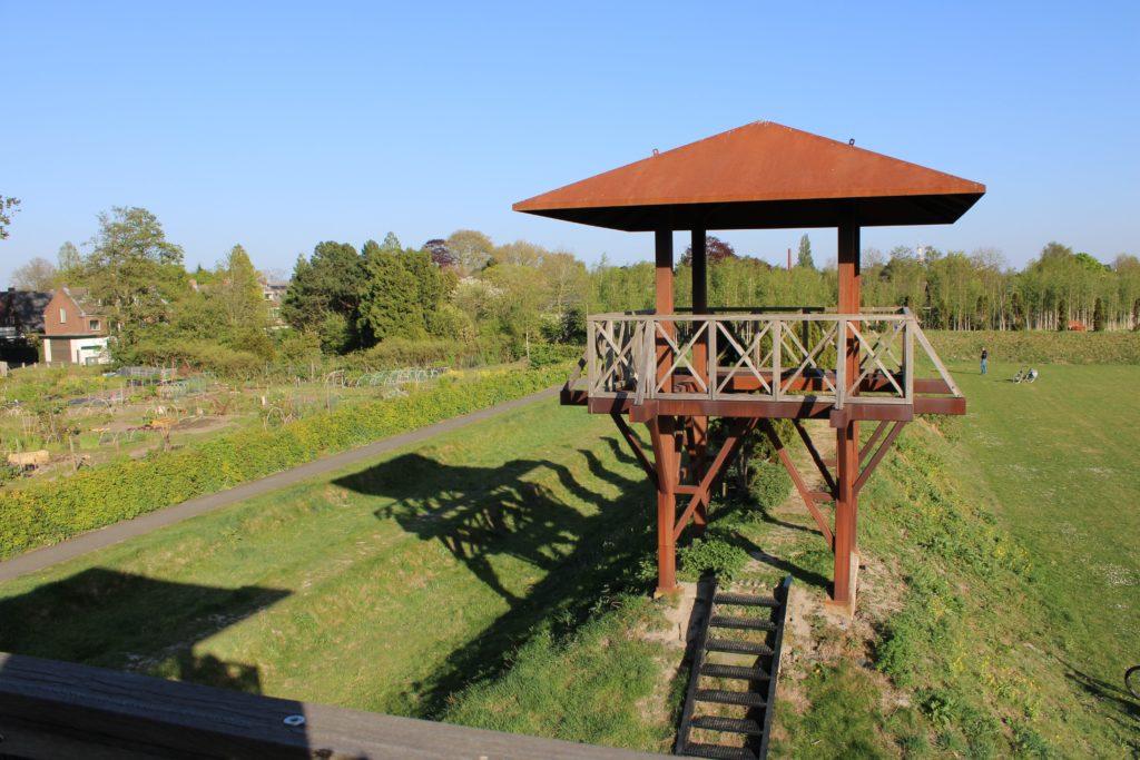 Vigilance Tower at Matilo