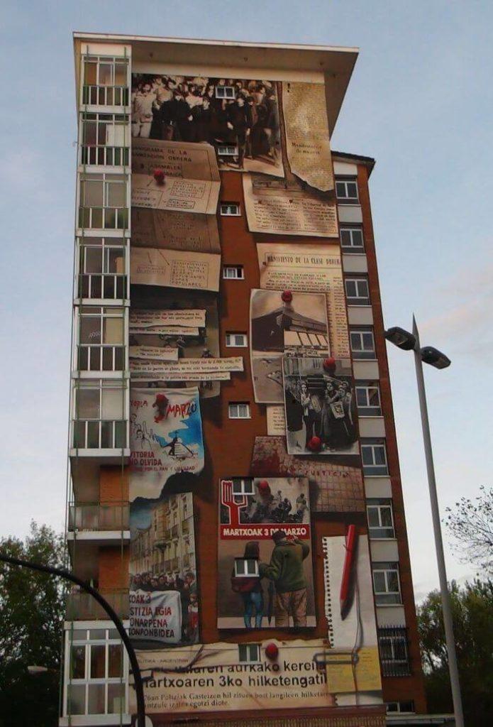 Mural Wall Alava