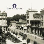 Literature tours are popular in Sofia