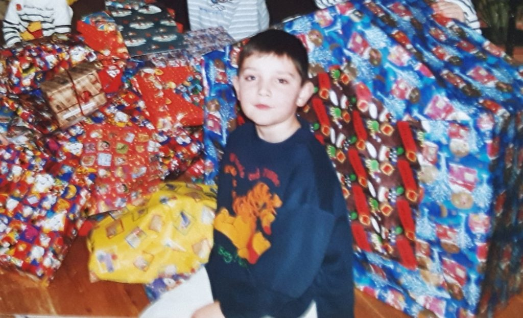 Guido and presents
