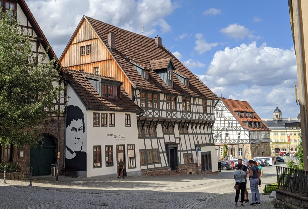 Martin Luther House