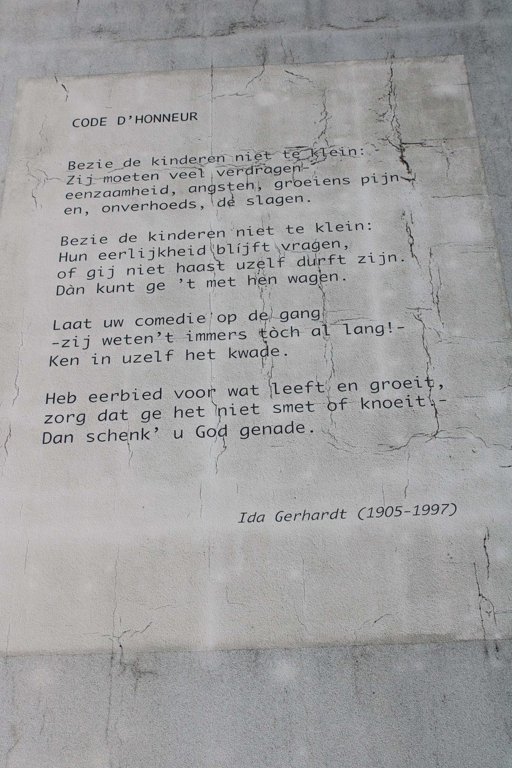Poem by I. Gerhardt