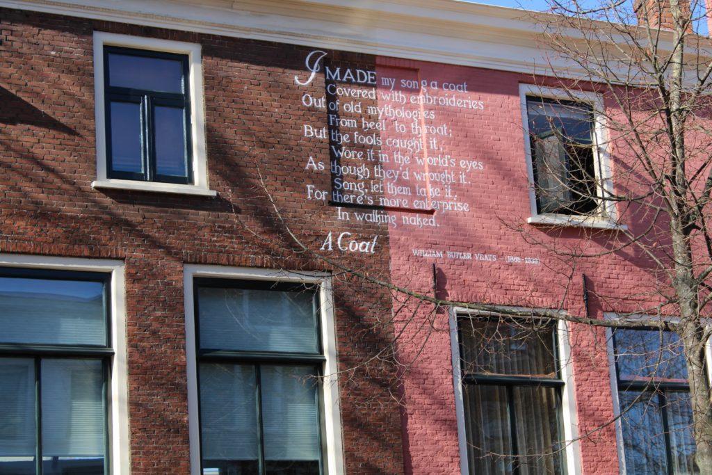 Poem by W.B. Yeats
