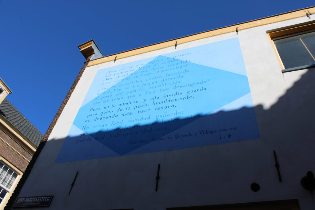 Poem by F. de Quevedo y Villegas