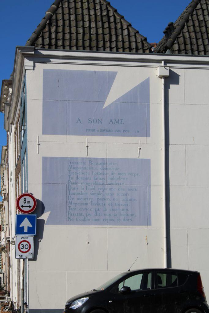 Poem by P. de Ronsard