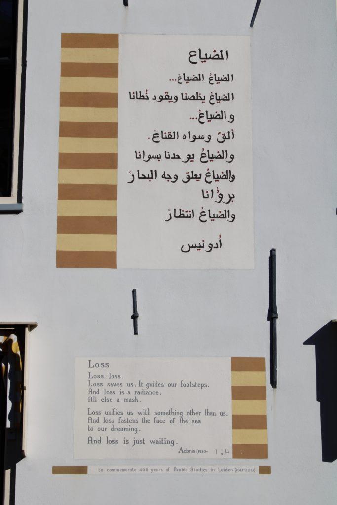 Poem by Adonis