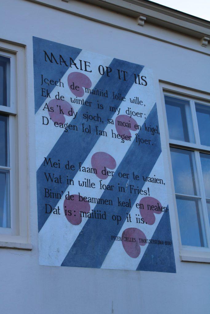 Poem by P.J. Troelstra