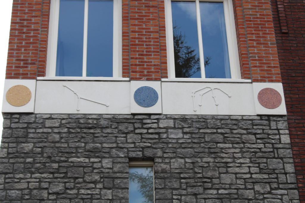 Detail of decoration