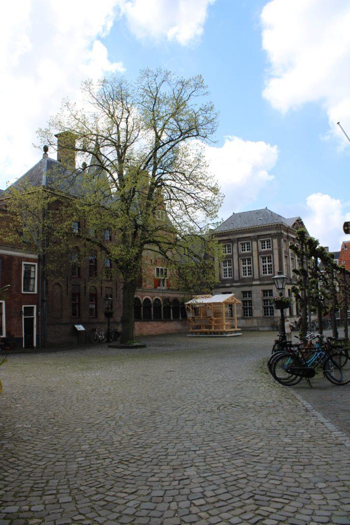 Gravensteen square