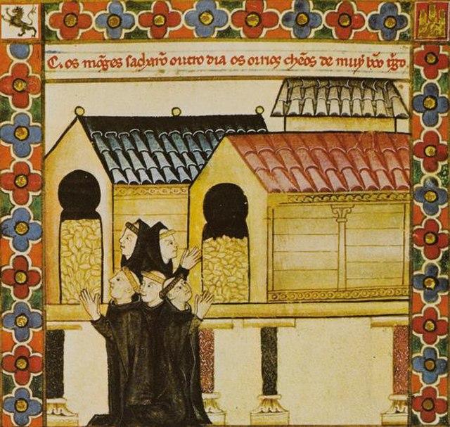 """""""Cantigas de Santa María"""""""