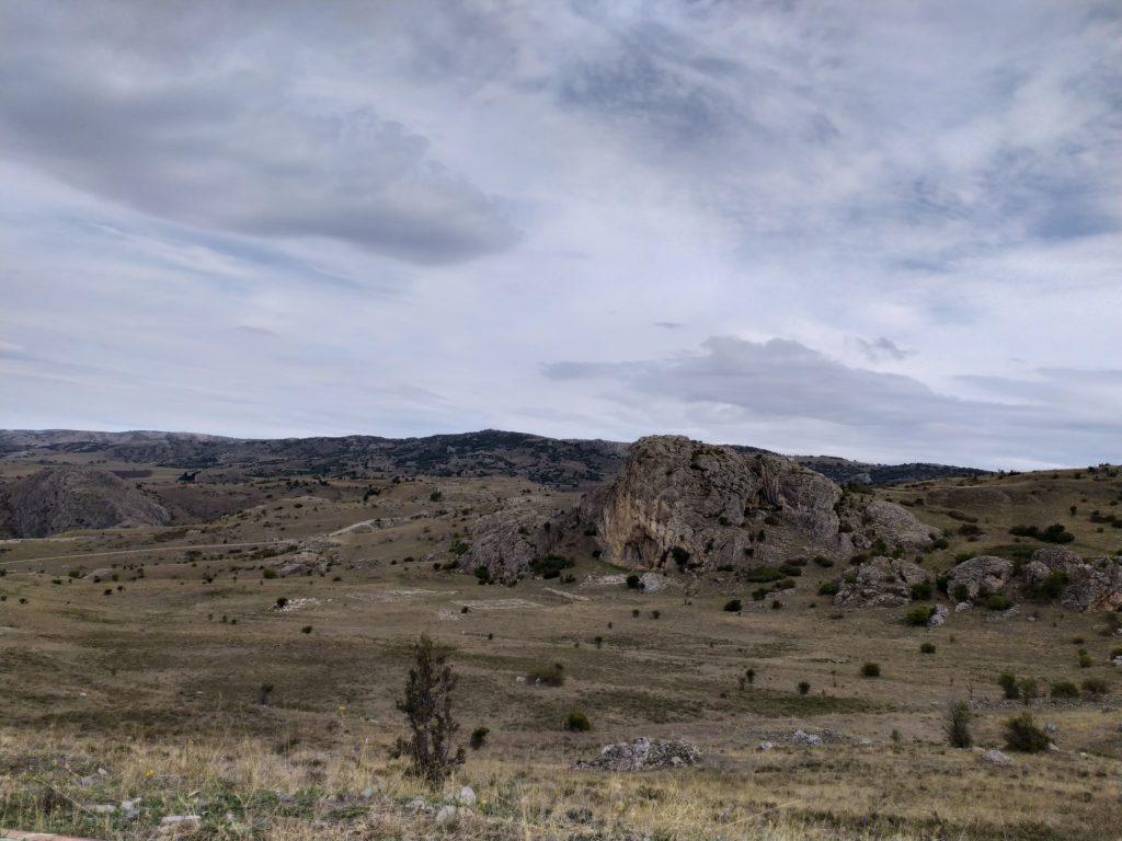 Hattusa landscape