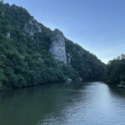 Danube at Its Deepest